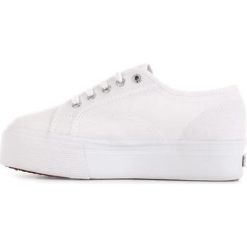 Skor Dam Sneakers Superga S11181W Bianco/multicolor