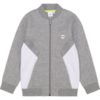 textil Pojkar Sweatshirts BOSS J25G80 Grå