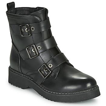 Skor Dam Boots Spot on F51069 Svart