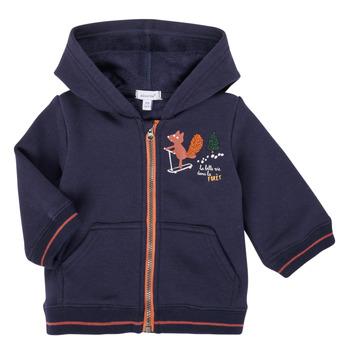 textil Pojkar Sweatshirts Absorba 9R17092-04-B Blå