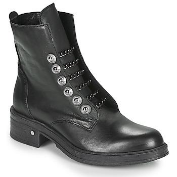 Skor Dam Boots Sweet Lemon Revelo Svart