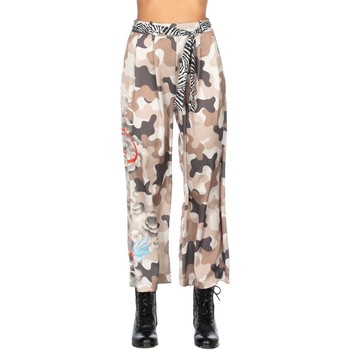 textil Dam Baggybyxor Relish SEDRE Camouflage