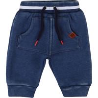 textil Pojkar 5-ficksbyxor Timberland T94736 Blå
