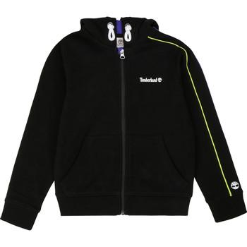 textil Pojkar Sweatshirts Timberland T25R31 Blå
