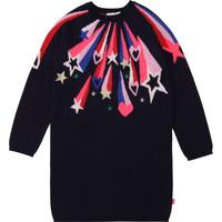textil Flickor Korta klänningar Billieblush / Billybandit U12583 Blå