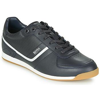 Skor Herr Sneakers BOSS GLAZE LOWP NAHB Marin