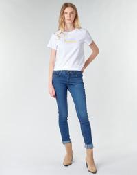 textil Dam Skinny Jeans Levi's 711 SKINNY Life