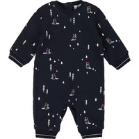 textil Pojkar Uniform Carrément Beau Y94187 Blå