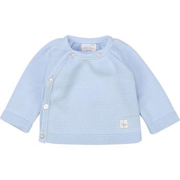 textil Pojkar Långärmade T-shirts Carrément Beau Y95232 Blå