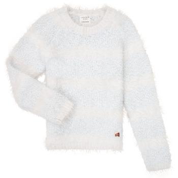 textil Flickor Tröjor Carrément Beau Y15348 Blå