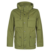 textil Herr Parkas Scotch & Soda POCKET MILITARY Kaki