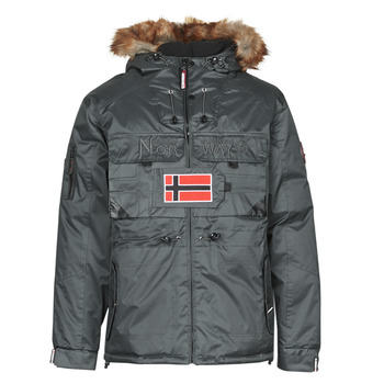 textil Herr Parkas Geographical Norway BENCH Grå / Mörk