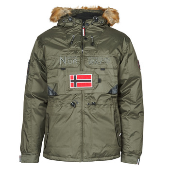 textil Herr Parkas Geographical Norway BENCH Kaki