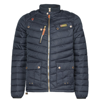textil Herr Parkas Geographical Norway ARIE Marin