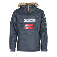 textil Herr Parkas Geographical Norway BARMAN Marin