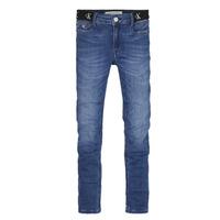 textil Flickor Skinny Jeans Calvin Klein Jeans IG0IG00639-1A4 Blå