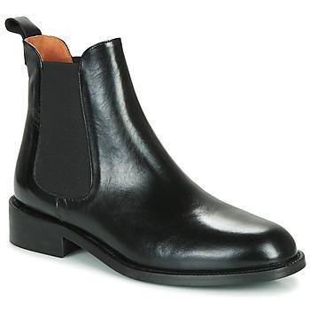 Skor Dam Boots Jonak Dagos Svart