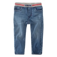 textil Pojkar Skinny Jeans Levi's PULL-ON SKINNY JEAN Blå