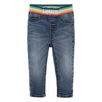 textil Flickor Skinny Jeans Levi's PULLON RAINBOW SKINNY JEAN Blå