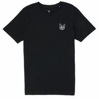 textil Pojkar T-shirts Jack & Jones JJAARHUS TEE Svart