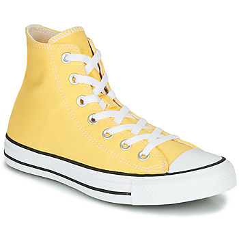 Skor Höga sneakers Converse Chuck Taylor All Star - Seasonal Color Gul