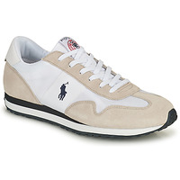 Skor Herr Sneakers Polo Ralph Lauren TRAIN 85-SNEAKERS-ATHLETIC SHOE Vit