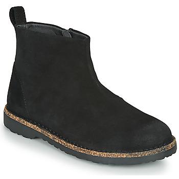 Skor Dam Boots Birkenstock MELROSE Svart