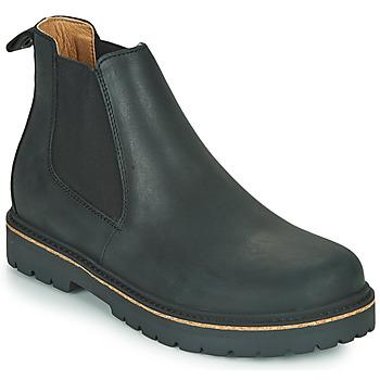 Skor Dam Boots Birkenstock STALON Svart