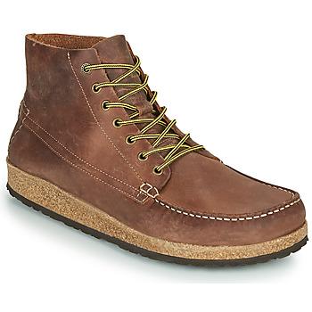 Skor Herr Boots Birkenstock MARTON Brun
