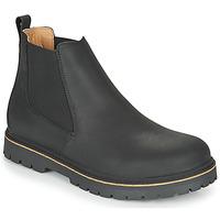 Skor Herr Boots Birkenstock STALON Svart