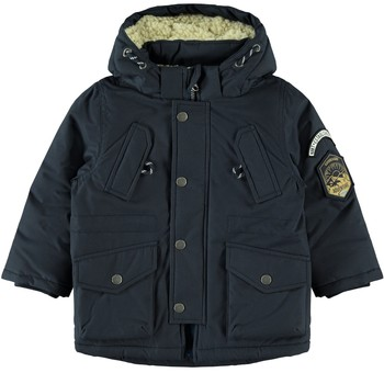 textil Pojkar Parkas Name it NMMMACK Marin