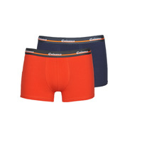 Underkläder  Herr Boxershorts Eminence DUO TRAVEL X2 Orange / Marin