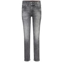 textil Pojkar Skinny Jeans Tommy Hilfiger SIMON SUPER SKINNY Grå