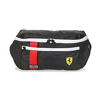 Väskor Herr Midjeväskor Puma Ferrari Race Waist Bag Svart / Röd / Gul