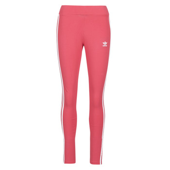 textil Dam Leggings adidas Originals 3 STR TIGHT Rosa
