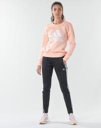 textil Dam Joggingbyxor adidas Originals SST PANTS PB Svart