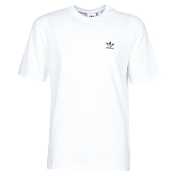textil Herr T-shirts adidas Originals B+F TREFOIL TEE Vit