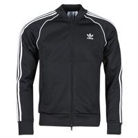textil Herr Sweatjackets adidas Originals SST TT P BLUE Svart