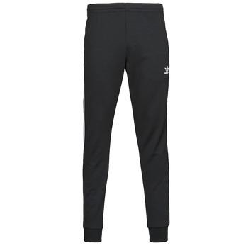 textil Herr Joggingbyxor adidas Originals SST TP P BLUE Svart