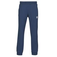 textil Herr Joggingbyxor adidas Originals TREFOIL PANT Blå / Navy / Collégial