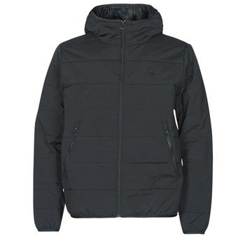 textil Herr Täckjackor adidas Originals LW ZT TRF HOODY Svart