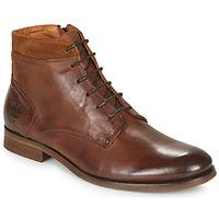 Skor Herr Boots Kost HOWARD 35 Cognac