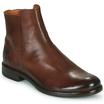 Skor Herr Boots Kost NORMAN 35 Brun