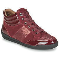 Skor Dam Höga sneakers Damart 57079 Bordeaux