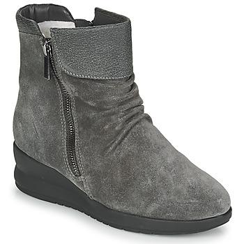 Skor Dam Boots Damart 64305 Grå