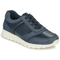 Skor Dam Sneakers Damart 63737 Blå