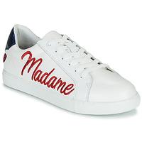 Skor Dam Sneakers Bons baisers de Paname SIMONE MADAME MONSIEUR Vit