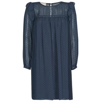 textil Dam Korta klänningar Moony Mood BREYAT Marin