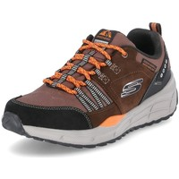Skor Herr Sneakers Skechers Low Trail Bruna