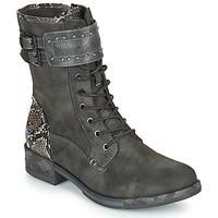 Skor Dam Boots Mustang 1332506 Grå